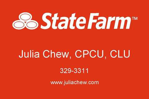 Julia Chew - State Farm Insurance