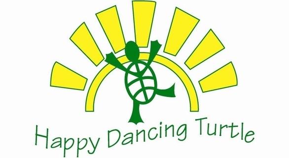 Happy Dancing Turtle
