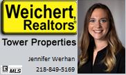 Jennifer Werhan, Weichert Realty