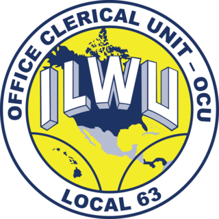 Marine Clerks Association Local 63 ILWU