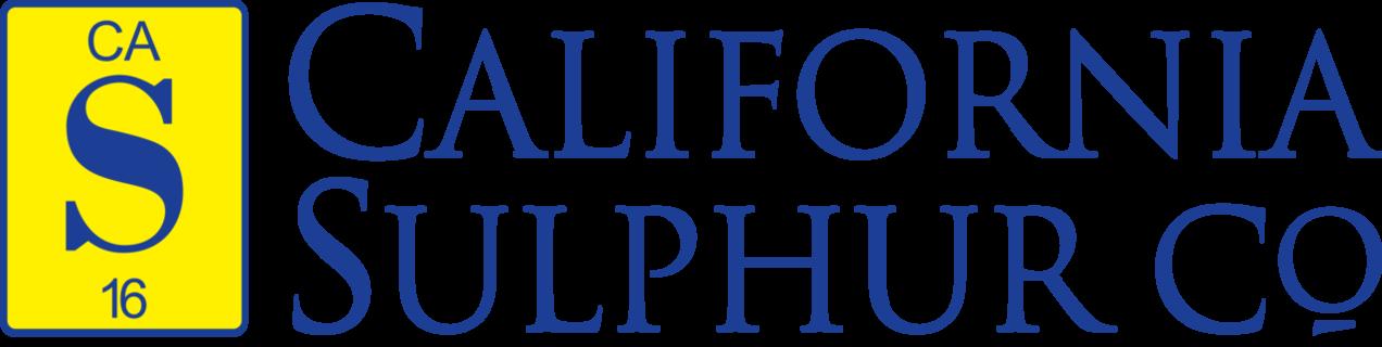 California Sulphur Company