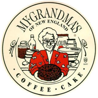 My Grandma's Coffee Cake of New England