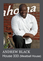 Andrew Black - House 333 - Meatball House