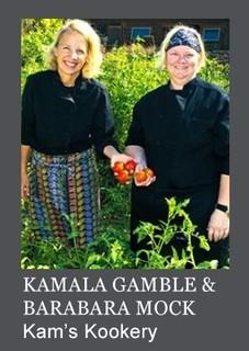 Kamala Gamble - Kam's Kookery