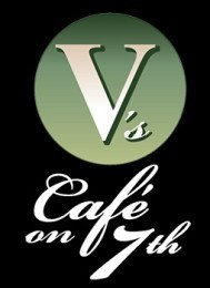 V's Cafe on 7th