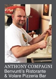 Anthony Compagni - Benvenuti's Ristorante & Volare Pizzeria Bar