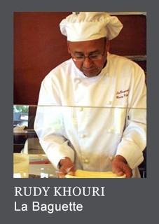 Rudy Khoury - La Baguette