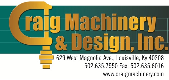 Craig Machinery & Design, Inc.