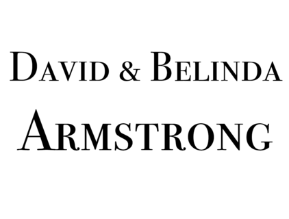 David & Belinda Armstrong