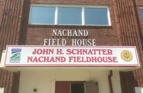 John H. Schnatter Nachand Fieldhouse