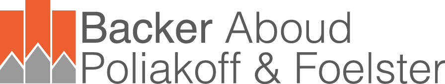 Backer Aboud Poliakoff & Foelster