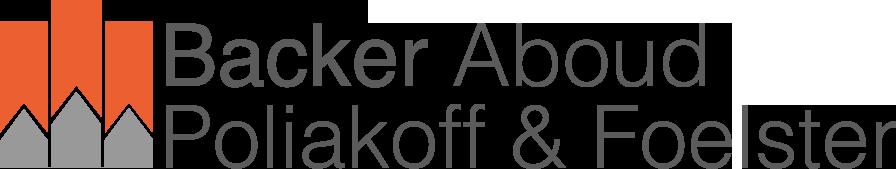 Backer Aboud Poliakoff & Foelster