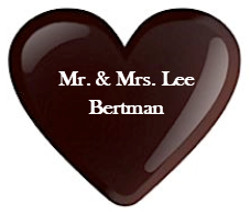 Mr. & Mrs. Lee Bertman