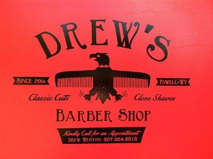 Drew's Barbershop