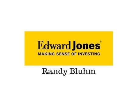 Randy Blum, Edward Jones