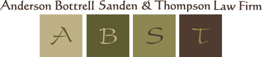 Anderson, Bottrell, Sanden & Thompson Law Firm