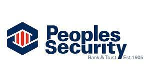 Peoples Security Bank and Trust