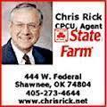Chris Rick - State Farm Agent