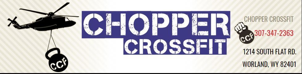 Chopper Crossfit Inc