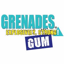 Grenades Gum