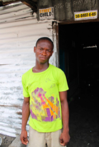 George Kollie's Story of survival from Ebola!