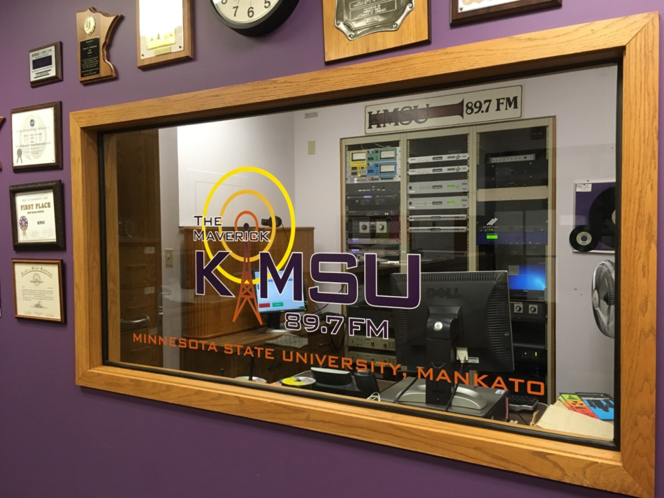 Kmsu radio banner