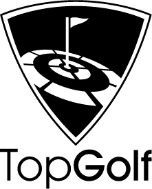 Topgolf lockup blk logo