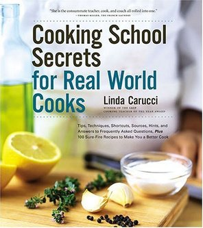 Carucci cook book