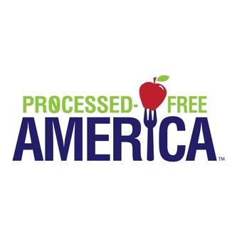 Processed free america logo