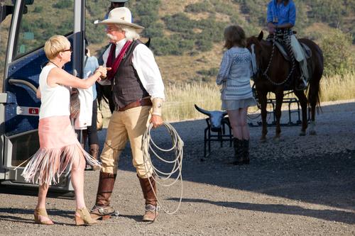 Allison willingham gets cowboy charm