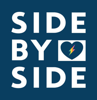 Side by side logo
