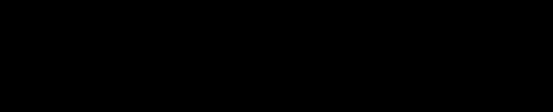 Logo black bold