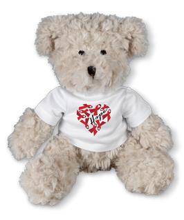 2015 plush bear