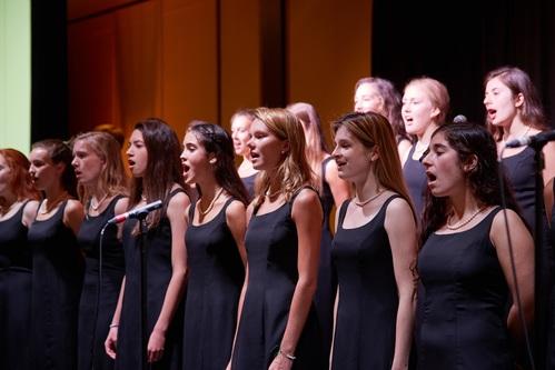 Greenwich academy madrigals
