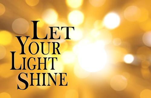 Let your light shine v1
