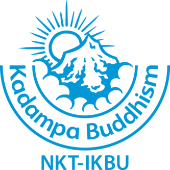 New nkt ikbu logo kadampa blue indesign link
