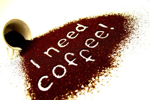 I need coffee i by derdotzi