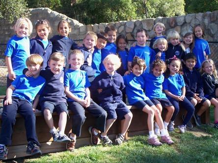 Kindergarten class 2011