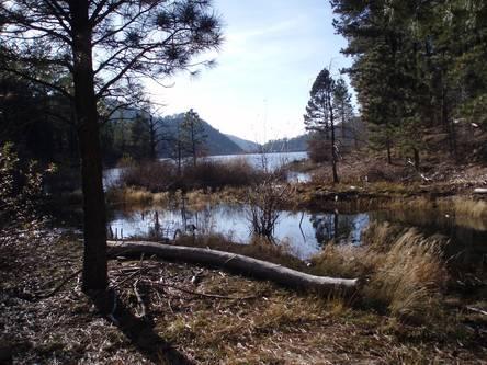 Nichols reservoir