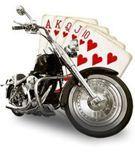 Motor cycle hand