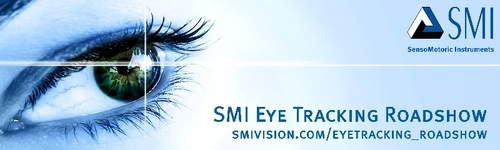 SMI Eye Tracking Roadshow