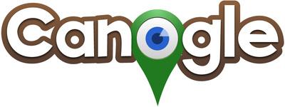 Canogle logo brown