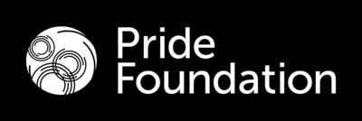 Pridefoundation logo bw rev