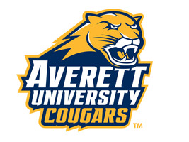 Averett cougars primary stacked