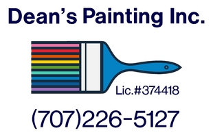 Deans painting logo