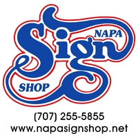 Napa sign shop