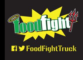 Foodfightlogo blkbkg