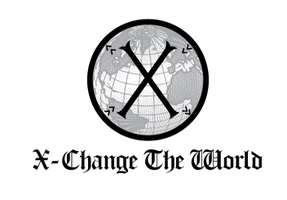 Xchange the world logo