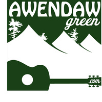 Awendaw square logo  green