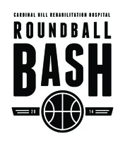 Cardinal hill roundball bash logo